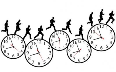El tiempo es oro. 5 ideas para mejorar tu productividad.