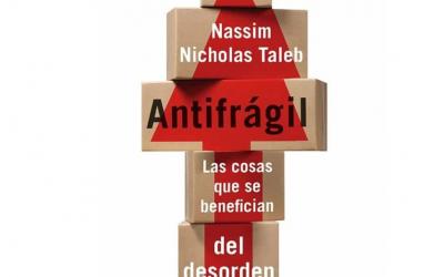 """""""Antifrágil"""", el libro de cabecera para economía del coronavirus"""