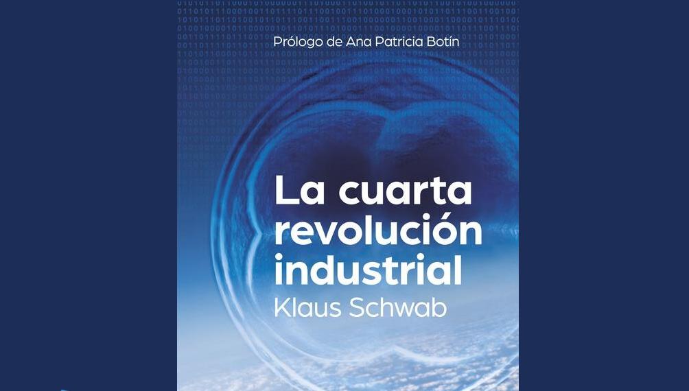 """""""La cuarta revolución industrial"""", libro imprescindible en esta década"""